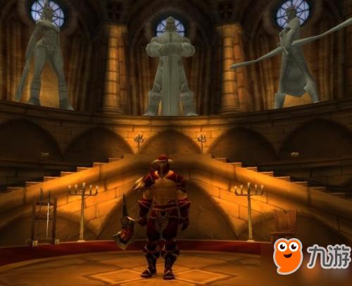 《魔兽世界怀旧服》赫洛德boss位置介绍!
