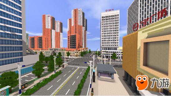 迷你世界创造地图推荐 木二基地城震撼全场