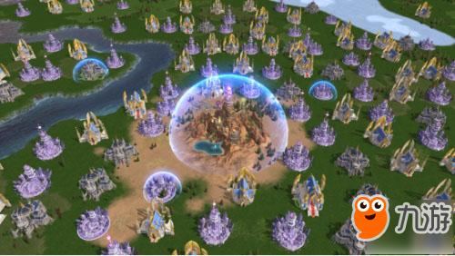 史诗战争 巅峰对决 《魔法门之英雄无敌:王朝》新玩法王权之眼重磅上线