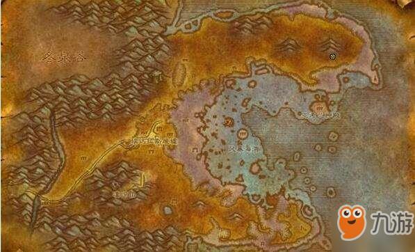 《魔獸世界懷舊服》阿瓦蘭奇奧在哪刷新 阿瓦蘭奇奧刷新地點