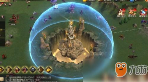 巅峰对抗 策略为王 《魔法门之英雄无敌:王朝》王权之眼玩法深度评测