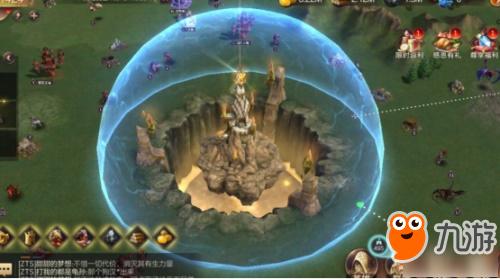 巅峰对抗 策略为王《魔法门之英雄无敌:王朝》王权之眼玩法深度评测