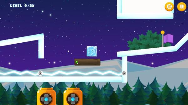 紫色冰块2好玩吗 紫色冰块2玩法简介
