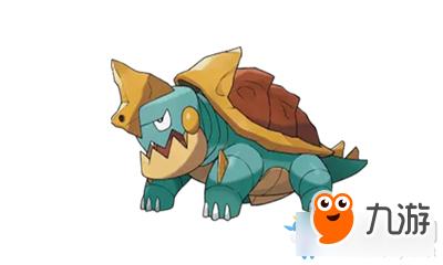 《精灵宝可梦:剑/盾》暴噬龟双打配招