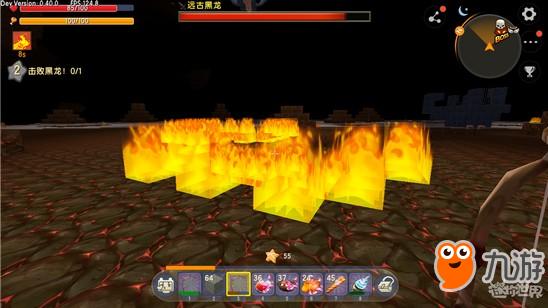 迷你世界黑龙进阶攻略 击败黑龙的第1001种方法