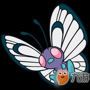 宝可梦剑盾巴大蝶图鉴一览