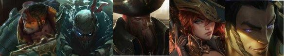 《云顶之弈》海盗羁绊怎么搭配 海盗羁绊搭配推荐