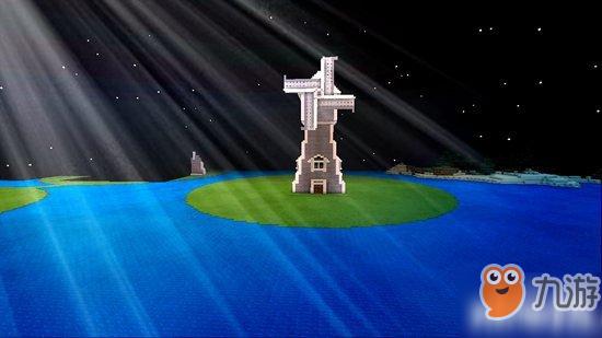《我的世界》风车建筑教程 风车怎么做