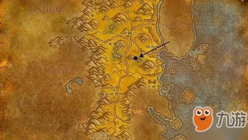 《魔兽世界怀旧服》狂热的维罗戈在哪 狂热的维罗戈位置介绍