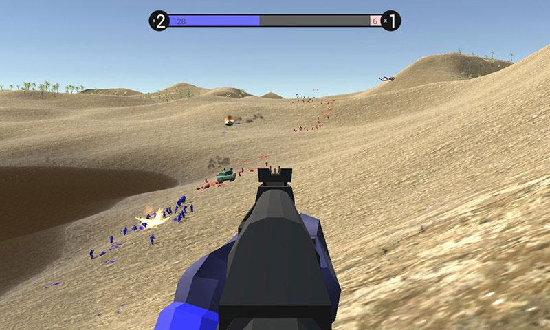 战地模拟器手游好玩吗 战地模拟器手游玩法简介