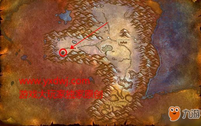 《魔兽世界怀旧服》冬泉信使任务怎么做 冬泉信使任务完成攻略