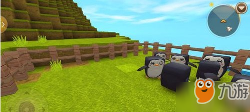 迷你世界企鹅驯服方法