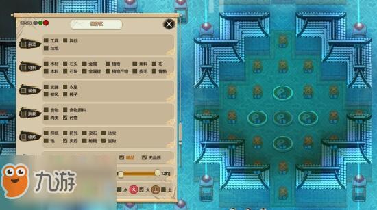 《了不起的修仙模拟器》怎么查看聚灵效果聚灵效果查看方法分享