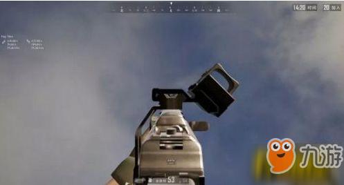 《绝地求生》侧面瞄具怎么安装 侧面瞄具安装方法教程