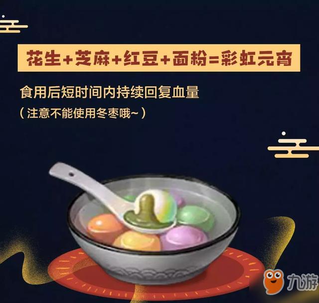 《明日之后》元宵汤圆汤圆食谱所有家常v汤圆河南炸排骨的配方做法图片