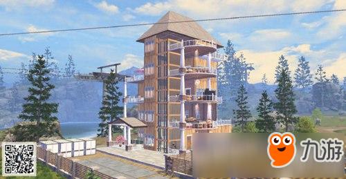 《明日之后》电梯公寓房子怎么设计 电梯公寓房子设计