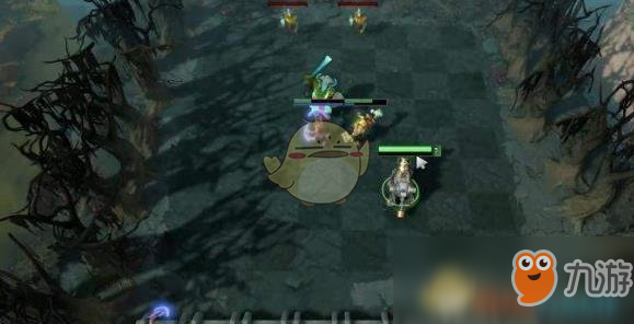 《DOTA2》己走棋猎人流动进阶技巧
