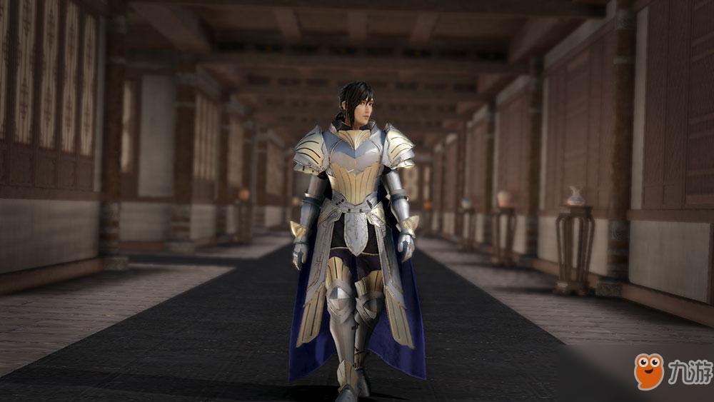 《真三国无双8》第五弹服装DLC截图 星彩穿骑士服魅力大