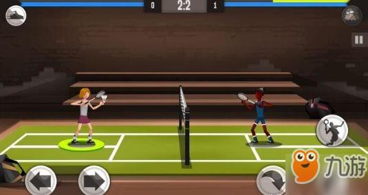 羽毛球高高手外行何如玩 玩法指点攻略