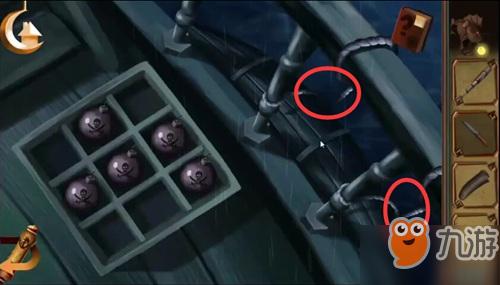 密室逃脱绝境系列2海盗船第九关攻略  第九关通关流程详解