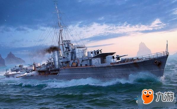 《战舰世界》驱逐舰怎么加点 驱逐舰船长加点攻略