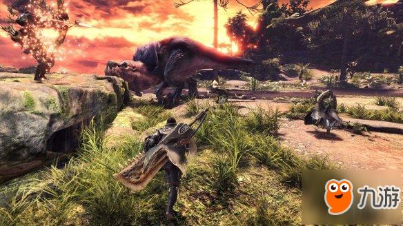 《怪物猎人世界》巫师3联动支线怎么做 巫师3联动支线任务攻略