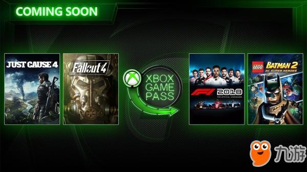 3月份Xbox《正当防卫4》、《辐射4》等4款免费游戏公布