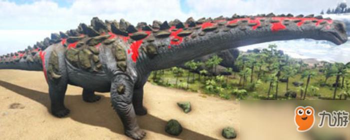 方舟生存进化手游泰坦龙位置分布 泰坦龙在哪