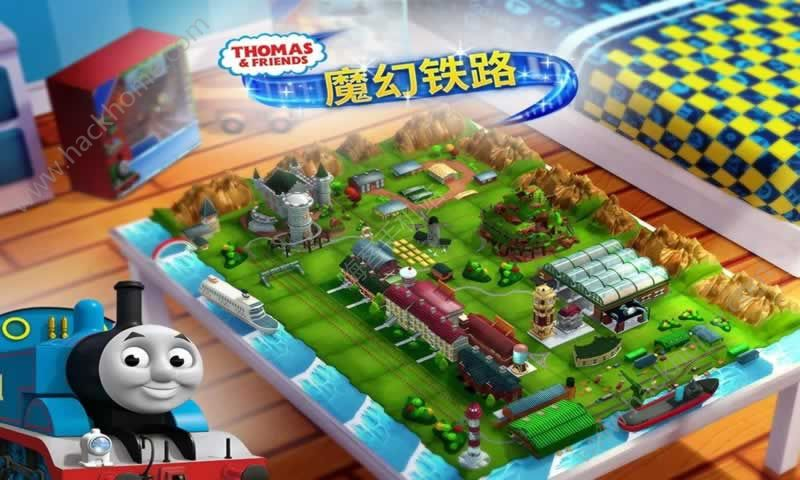 托马斯和朋友魔幻铁路游戏下载 托马斯和朋友魔幻铁路 安卓版v1.0.0 pc6手游网图片