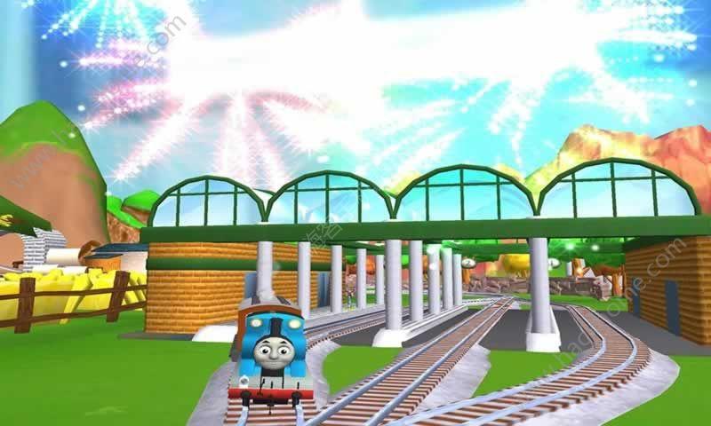 托马斯和朋友们魔幻铁路游戏下载 托马斯和朋友们魔幻铁路游戏安卓版下载 v1.5 嗨客手机站图片