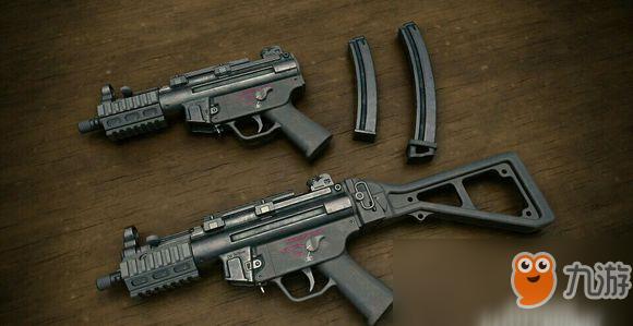 《绝地求生》MP5K参数怎么样 MP5K参数介绍