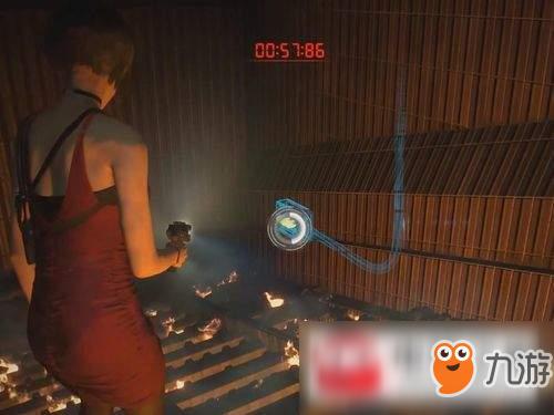 生化危机2重制版艾达王焚化炉逃脱指南