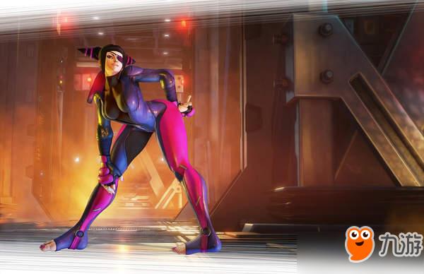 《街霸5》4月24日上线避免费体验版 共20名角色邑却畅玩