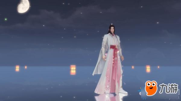 《逆水寒》英豪等级奖励时装樱岚介绍