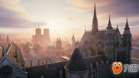 巴黎圣母院大火后《刺客信条大革命》免费期间下载量创新高