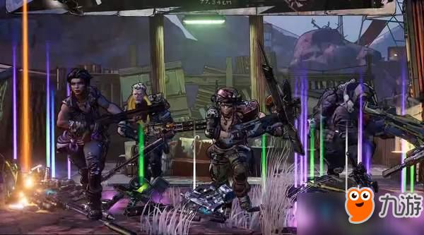 无主之地3设备掉落落体系将大年夜改 给每位玩家特有嘉奖