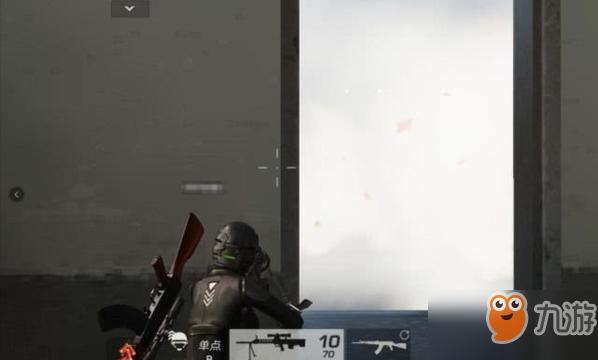 荒野行动烟雾弹用法介绍
