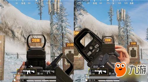 和平精英-侧瞄准镜和哪个倍镜搭配最合适