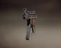 和平精英mp5k冲锋枪怎么样