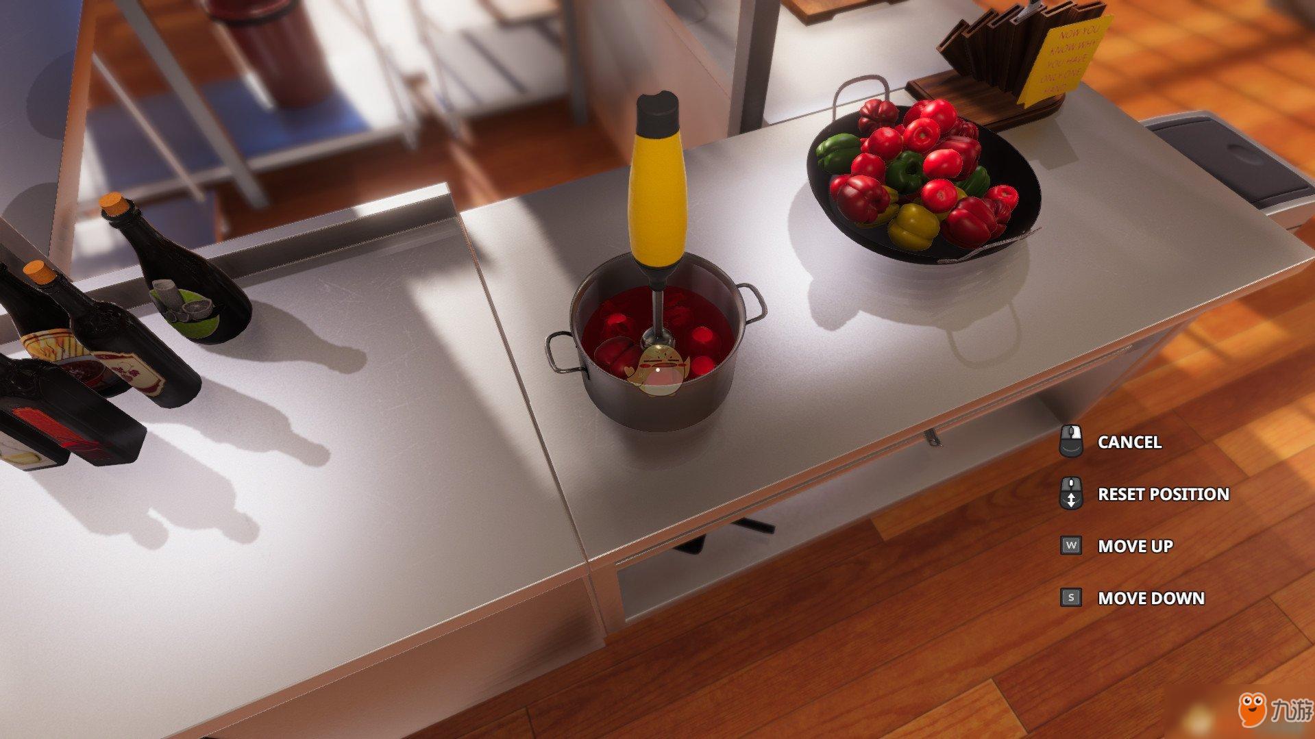 《料理模拟器》新手搅拌任务怎么做 新手任务搅拌完成方法分享