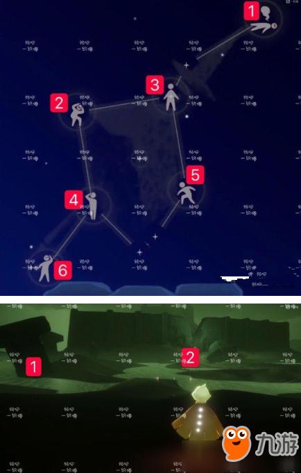 《Sky光遇》墓土动作位置搜集攻略