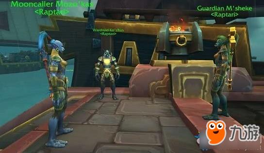 《魔兽世界》8.2全新的追随者任务与机制介绍