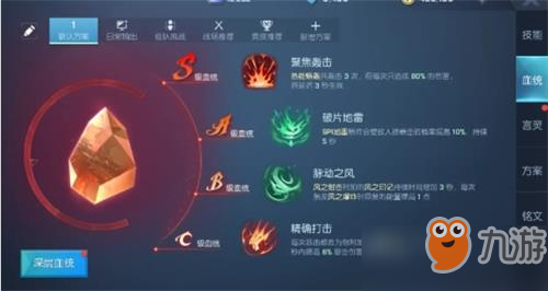 龙族幻想猎鹰血统选择攻略