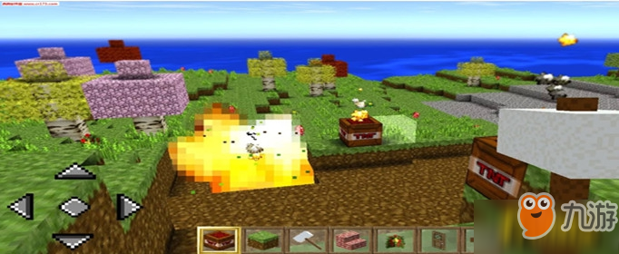 《我的世界》火�t怎么生火火�t生火方法