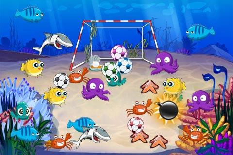 海底世界趣味足球好玩吗 海底世界趣味足球玩法简介