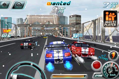狂野飙车3:街头规则好玩吗 狂野飙车3:街头规则玩法简介