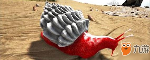 方舟生存进化手游玛瑙螺怎么训服 玛瑙螺训服方法介绍