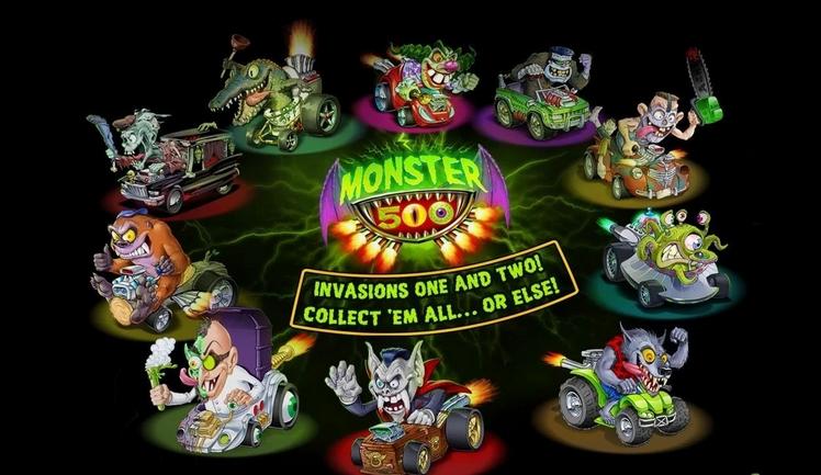怪物500好玩吗 怪物500玩法简介
