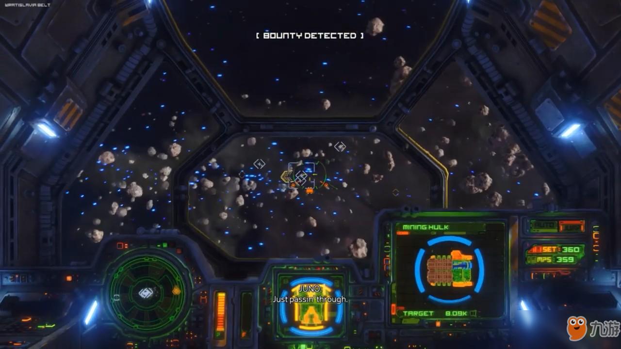 《勇闯银河系:不法之徒》8分钟键鼠操作演示