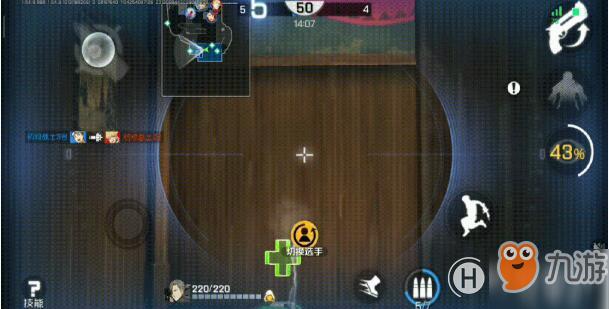 王牌战士幽灵狙击枪光速换弹攻略